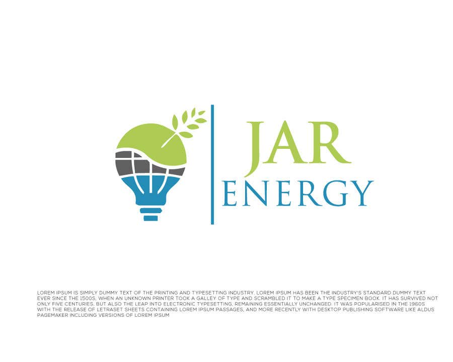 Konkurrenceindlæg #                                        867                                      for                                         JAR Energy Logo and Brand Kit