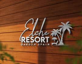Nro 139 kilpailuun Logo para Elche Garden Resort käyttäjältä rongdigital