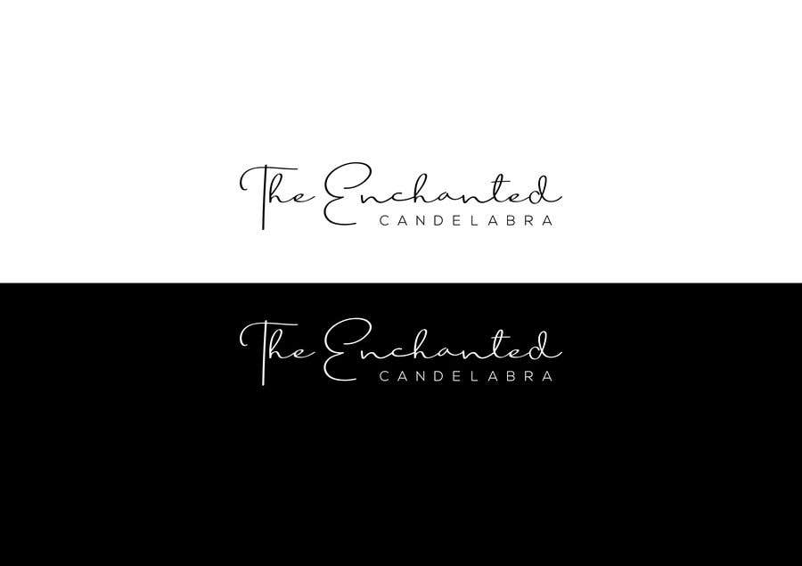 "Kilpailutyö #                                        2                                      kilpailussa                                         Menu Beauty and the Beast ""The Enchanted Candelabra"""