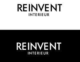 #170 pentru Improve company logo REINVENT INTERIEUR de către flyhy