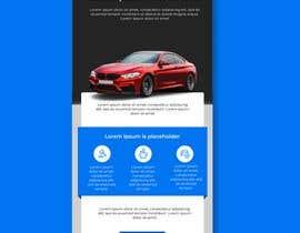 Nro 55 kilpailuun PSD Email Template Designs käyttäjältä faizalfr07