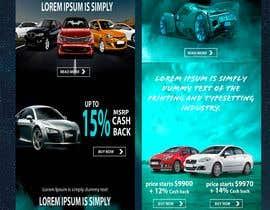 Nro 43 kilpailuun PSD Email Template Designs käyttäjältä eliasme443