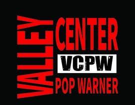 #24 untuk Valley Center Pop Warner oleh Mostafijur72