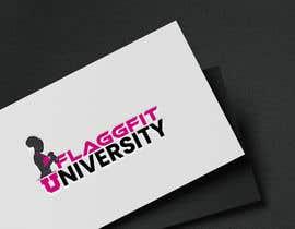 #276 для Flaggfit University Logo от sujanarahman