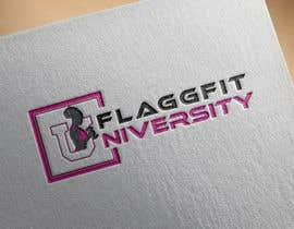 #350 для Flaggfit University Logo от hamdaouilancer