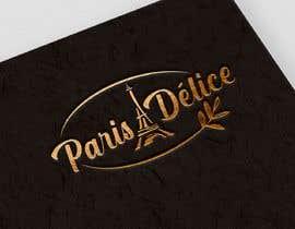 Nro 62 kilpailuun Create a logo for a chocolate mousse manufacturer käyttäjältä Wafaaillustrat
