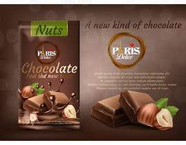 Nro 96 kilpailuun Create a logo for a chocolate mousse manufacturer käyttäjältä ridwanulhaque11