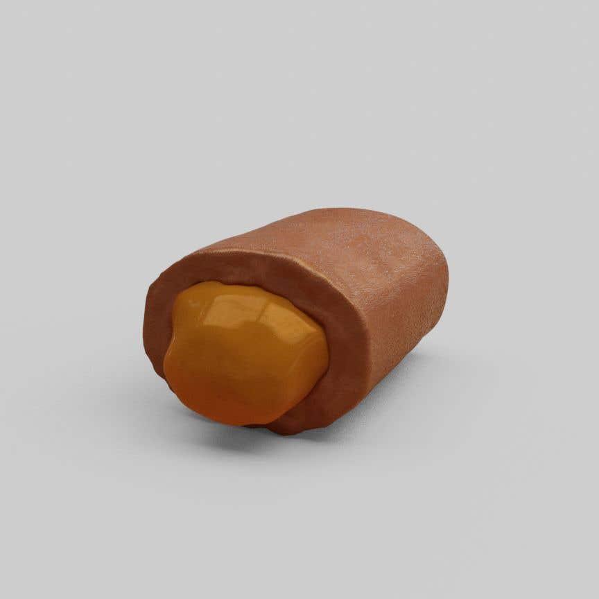 Penyertaan Peraduan #                                        27                                      untuk                                         Realistic 3D render of candy