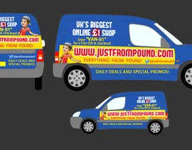 #25 for Design a Banner for our Vans by jk94