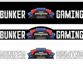 "#264 for design ""Bunker Gaming"" logo by Salomondc8"