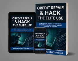 #60 untuk Make me a DIY credit repair ebook cover oleh mdrahad114