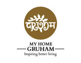 """#55 untuk Need a logo for our brand """"Gruham"""" oleh basudebsarker"""