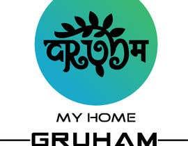 "#57 untuk Need a logo for our brand ""Gruham"" oleh pankajsharma2414"