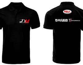Nro 88 kilpailuun Logo's placed onto Black Polo Shirt and Black T-shirt käyttäjältä Designer3173