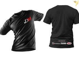 Nro 77 kilpailuun Logo's placed onto Black Polo Shirt and Black T-shirt käyttäjältä rajibislam0003