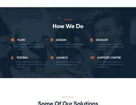 Nro 8 kilpailuun Build me a website käyttäjältä maham031