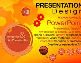 #23 para Assist in developing a powerpoint presentation in CORPORATE GOVERNANCE por azminuddinazis