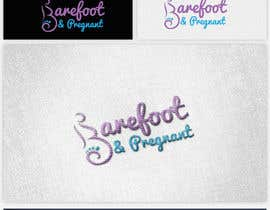 #112 for Design a Logo for Barefoot & Pregnant af manuel0827