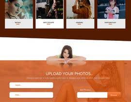 Nro 53 kilpailuun Single page website with functional form käyttäjältä eyrieteck