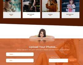 Nro 54 kilpailuun Single page website with functional form käyttäjältä eyrieteck
