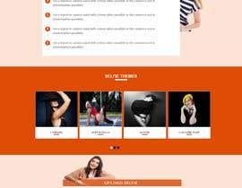 Nro 56 kilpailuun Single page website with functional form käyttäjältä ayaessawi