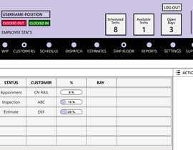 #13 untuk Software program screen layout oleh zishan0019