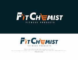 """#196 for Please create logo for my Fitness Brand Name """"FitChemist"""" af arundazms"""