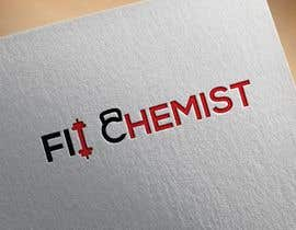 """#124 for Please create logo for my Fitness Brand Name """"FitChemist"""" af linjaclassic28"""
