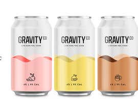 #161 untuk Create Branding for a Hard Seltzer Brand. oleh bebbytang