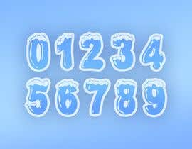 kushwahom11 tarafından Need an artist to draw numbers from 0 to 9 in different themes and styles için no 114