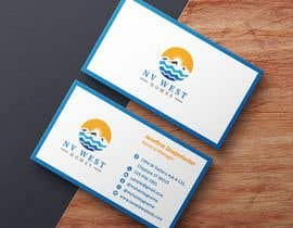 #165 for 2-Sided business card design by hyroquemahmud
