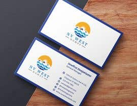 #167 for 2-Sided business card design by hyroquemahmud