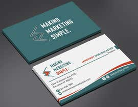 #259 for 2-Sided business card design NVW by Shuvo4094