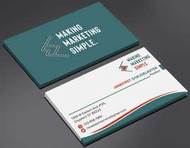 #271 for 2-Sided business card design NVW by Shuvo4094