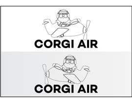 #343 для Need a Line Art Logo for Corgi Air от mdnoyonfn80