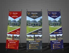 #93 for Create a Banner Stand Sign, for events by hossainashrafbd