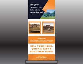 #83 for Create a Banner Stand Sign, for events by designroom24