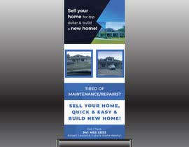 #84 for Create a Banner Stand Sign, for events by designroom24