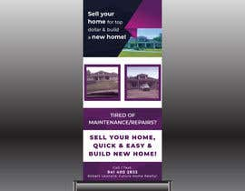 #85 for Create a Banner Stand Sign, for events by designroom24