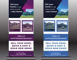 #87 for Create a Banner Stand Sign, for events by designroom24