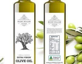 ksonja052 tarafından Create a luxury country feeling olive oil label için no 194