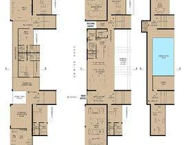 SsArchInt tarafından House Floor Plans on steep inclined Property için no 21