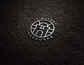 #163 untuk I need a logo for an Ironworks company oleh MazharYasin