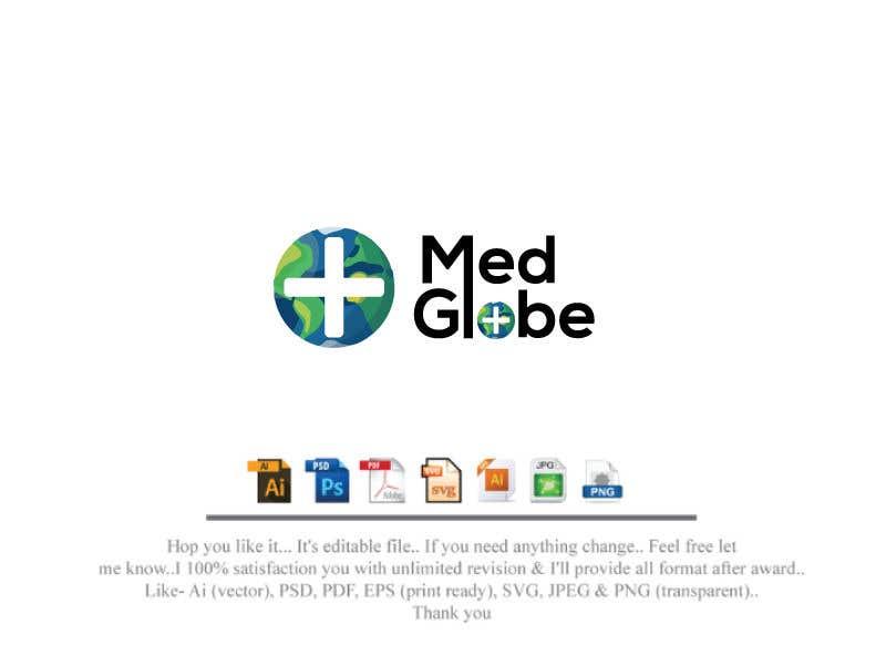 Contest Entry #                                        161                                      for                                         Logo for MedGlobe