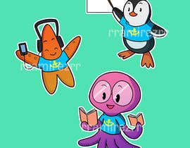 RRamirezR tarafından Create cartoon characters which I'll use as mascot icons on my website and promotional material için no 83
