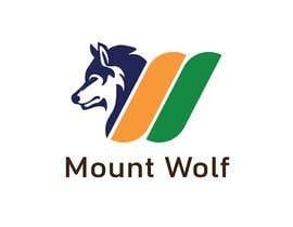 """Nro 91 kilpailuun need a logo for our new brand """"mount wolf"""" käyttäjältä nahinr885"""