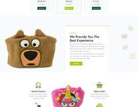 nº 18 pour Build me professional website for my headphone company par andaz23
