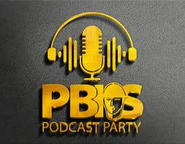 asrafulislamsahi tarafından PBIOS Podcast Party logo için no 294