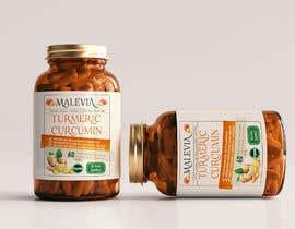 createvy77 tarafından Label Design for supplements - NO Logo design ! için no 46