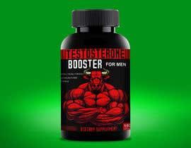 akkasali43a tarafından Label Design for testosterone booster - NO Logo design ! için no 120